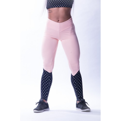 "High waist ""Ns"" leggings 638"