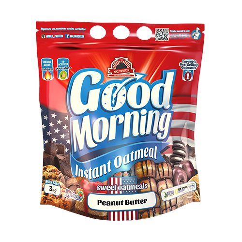 GOOD MORNING INSTANT OAT MEAL- MAX PROTEIN